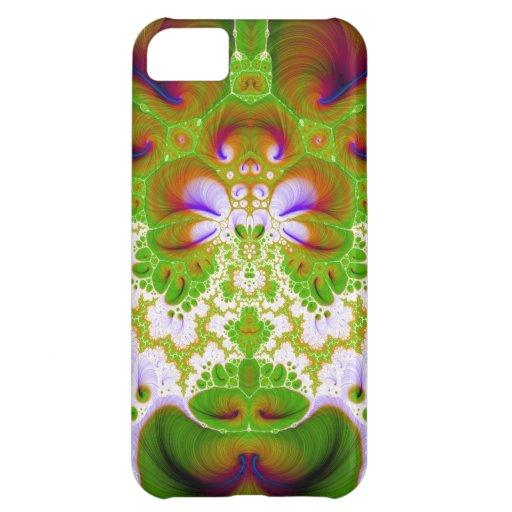 Quetzalcoatl Blossom V 8 iPhone 5C Case