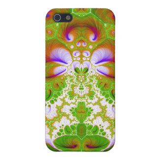 Quetzalcoatl Blossom V 8  Savvy iPhone 5 Case