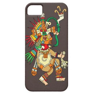 Quetzalcoatl Dancing - Customizable iPhone 5 Covers