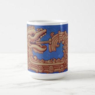 Quetzalcoatl mug
