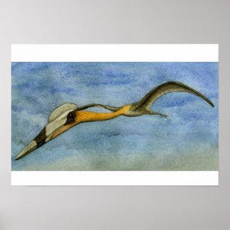 Quetzalcoatlus Print