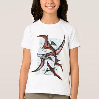 Quetzalcoatlus With Pterosaurs Shirt