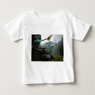 Quetzel in Tikal Baby T-Shirt