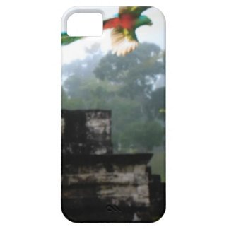 Quetzel in Tikal iPhone 5 Cover