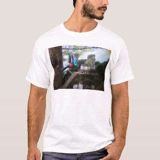Quetzel in Tikal T-Shirt