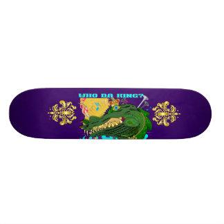 Qui roi du DA ? La Louisiane Skateboard Old School 21,6 Cm