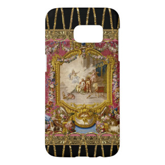 Quichotte Romantic Baroque Girly Samsung Galaxy S7 Case