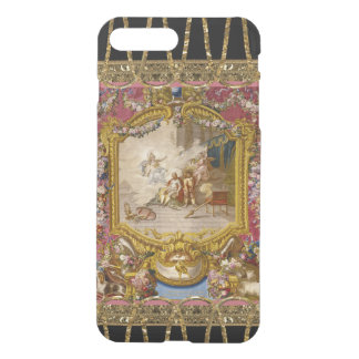 Quichotte VII Romantic Baroque Elegant Girly iPhone 8 Plus/7 Plus Case