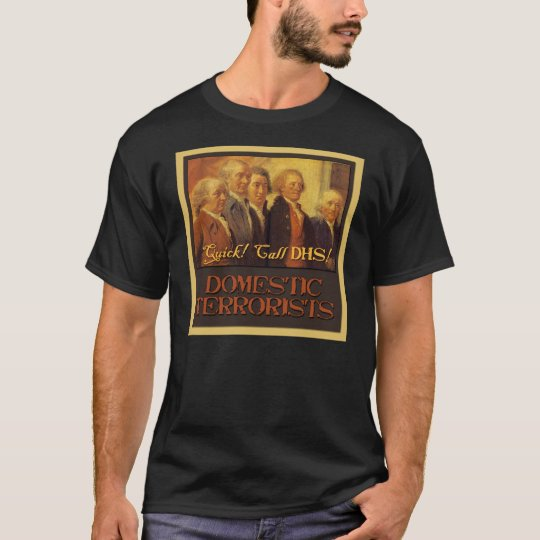 Quick Call DHS T-Shirt