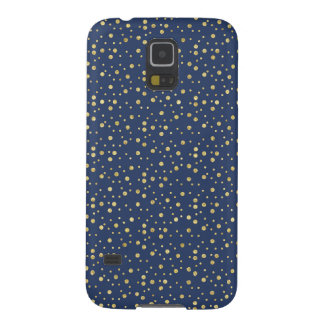 Quick Create test blue Case For Galaxy S5