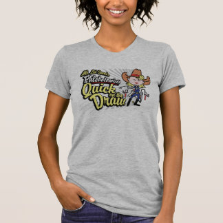 Quick Draw Cowgirl T-Shirt