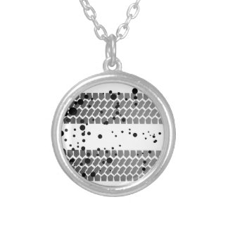 Quick Getaway Silver Plated Necklace