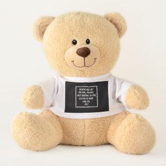 Quick Greetings Teddy Bear
