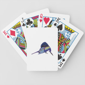 QUICK TO FIGHT BICYCLE PLAYING CARDS