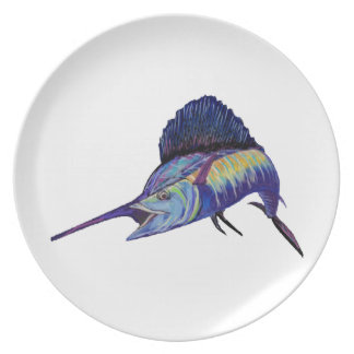 QUICK TO FIGHT PLATE