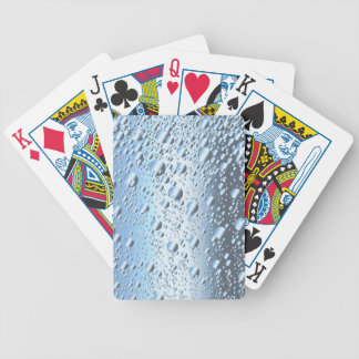 Quicksliver Mercury Bubbles Bicycle Playing Cards