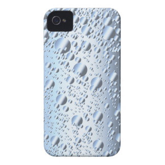 Quicksliver Mercury Bubbles iPhone 4 Case-Mate Cases