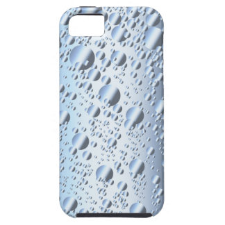 Quicksliver Mercury Bubbles iPhone 5 Case