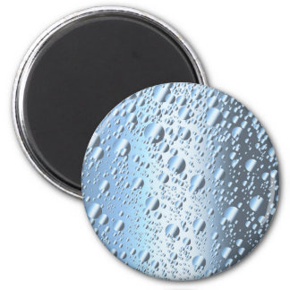 Quicksliver Mercury Bubbles Magnet
