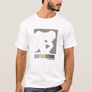 Quiet and Strong Logo Shirt