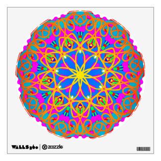 Quiet Brilliance Mandala Wall Sticker