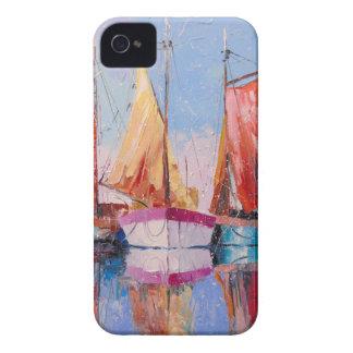 Quiet Harbor Case-Mate iPhone 4 Case