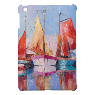 Quiet Harbor iPad Mini Case