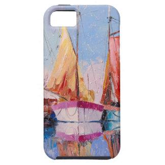 Quiet Harbor iPhone 5 Case