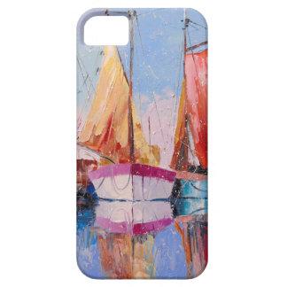 Quiet Harbor iPhone 5 Covers