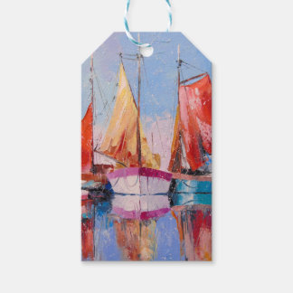 Quiet Harbor Pack Of Gift Tags