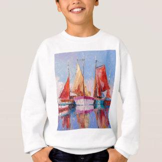 Quiet Harbor Sweatshirt