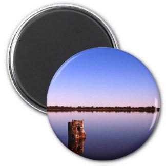 Quiet Lake Magnet