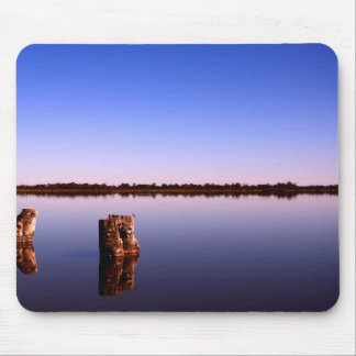 Quiet Lake Mouse Pad