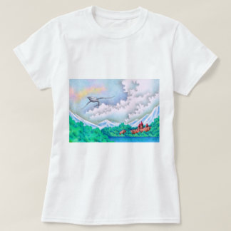Quiet lakeside T-Shirt
