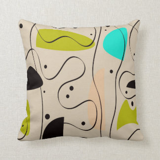 Quiet Meditation 5 Throw Pillow