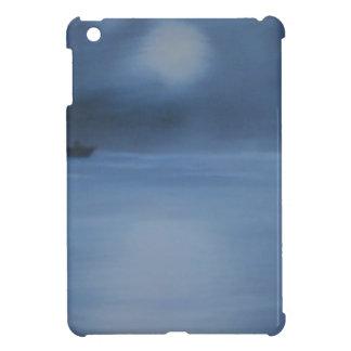 quiet ocean night alone case for the iPad mini