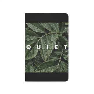 QUIET Pocket Journal