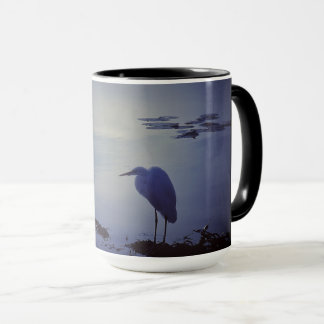 Quiet start coffee mug