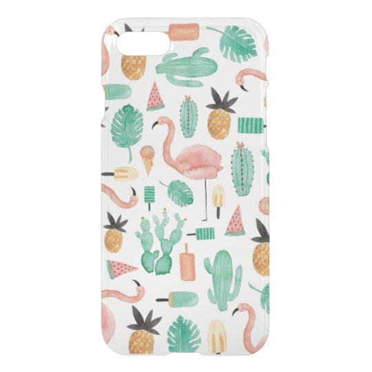 Quiet the Prickly Pair iPhone 8/7 Case