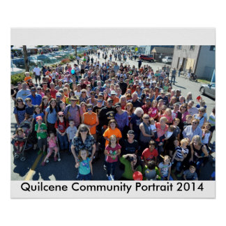 Quilcene Community 2014 Poster