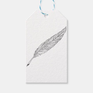 Quill Gift Tags