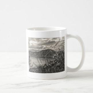 Quilotoa Lake Latacunga Ecuador Coffee Mug