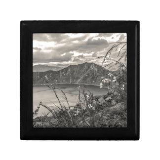 Quilotoa Lake Latacunga Ecuador Gift Box