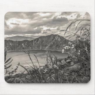 Quilotoa Lake Latacunga Ecuador Mouse Pad