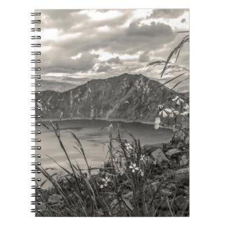 Quilotoa Lake Latacunga Ecuador Notebooks