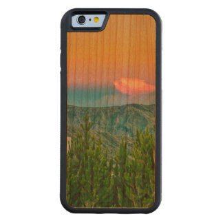 Quilotoa Town, Latacunga, Ecuador Carved Cherry iPhone 6 Bumper Case
