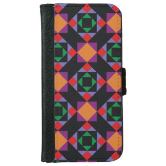 Quilt iPhone 6/6S Wallet Case