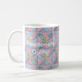Quilt Pattern Classic Melon Patch for the Quilter Coffee Mug