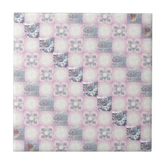 Quilt Pattern Tile