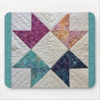 Quilted Mouse Pad